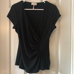 Laundry by Shelli Segal Black Top